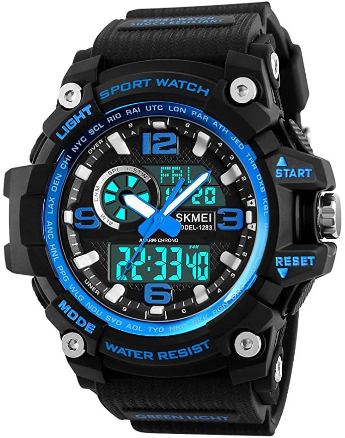 top watches for police officers