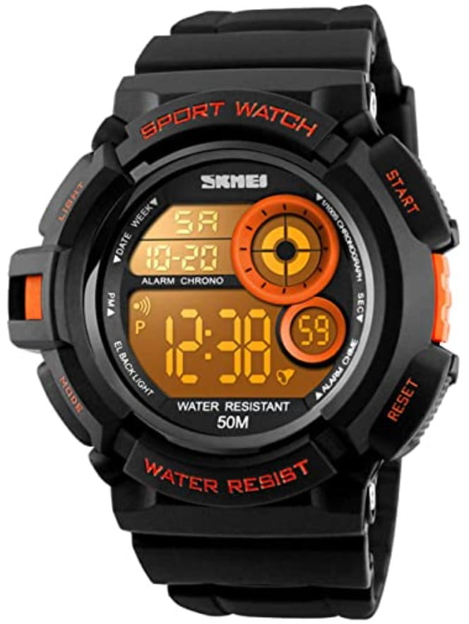 Mens Military Multifunction Digital Watches